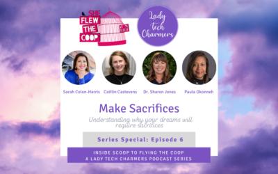 Make Sacrifices | Women's Empowerment