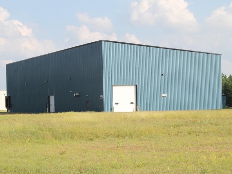 60x80x18 Iowa Metal Building Qe Building Co