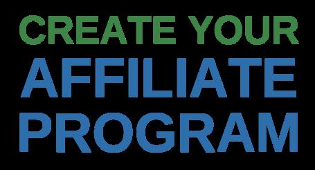 Create Your Affiliate Program