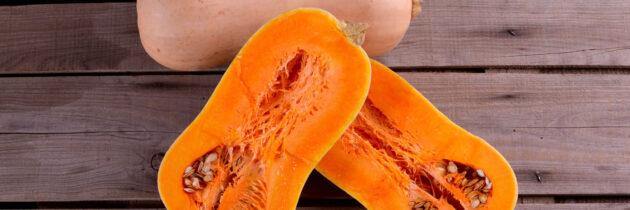 Receta Calaba Rellena de Choclo y Cebolla con Crema Vegana