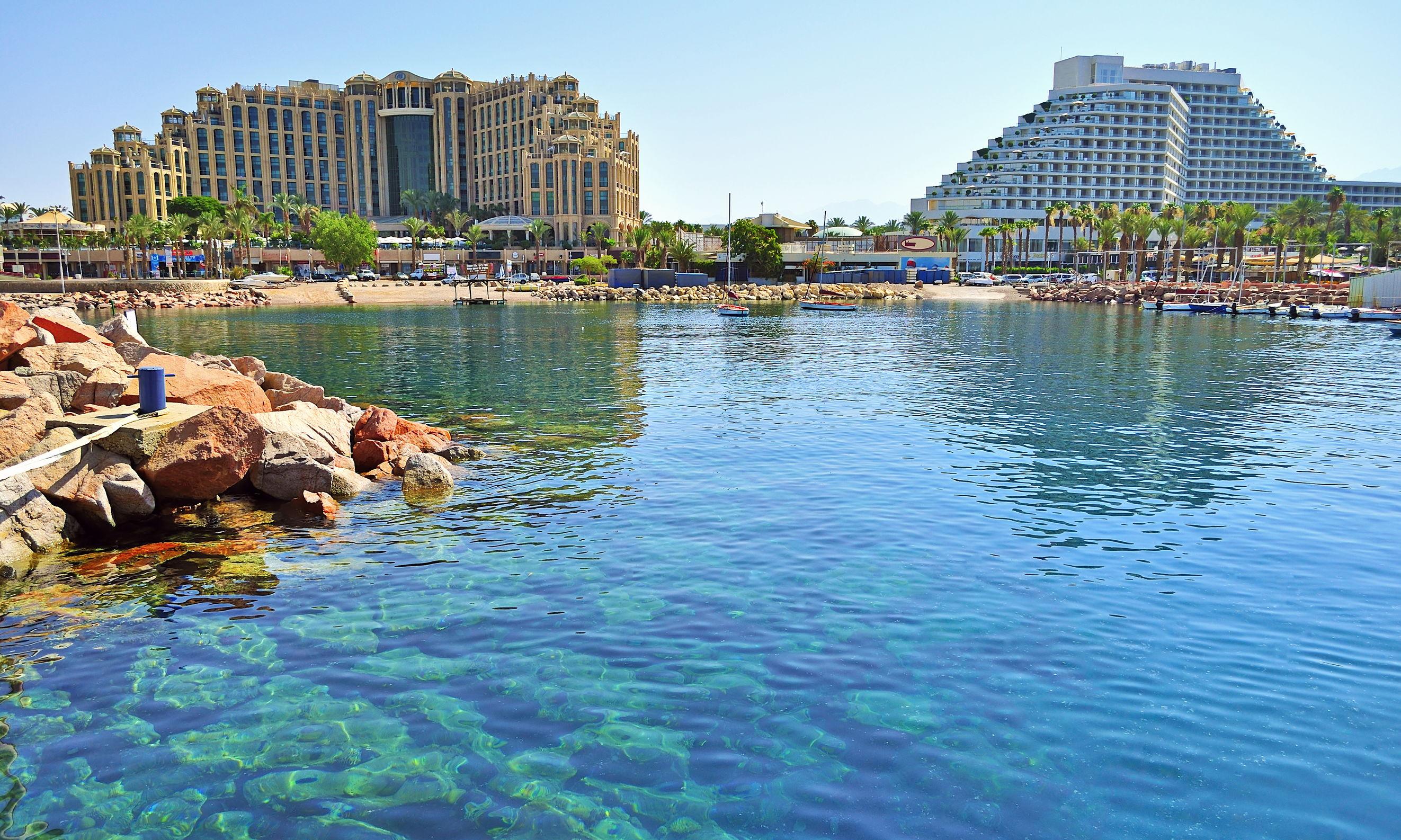 Eilat - a resort town