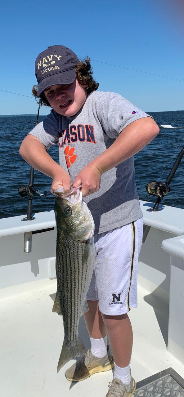 Two Great Days of Fishing