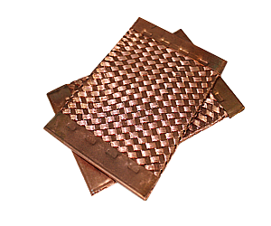 copper pads 3in