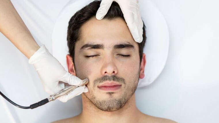 Diamond Peel Microdermabrasion Facial