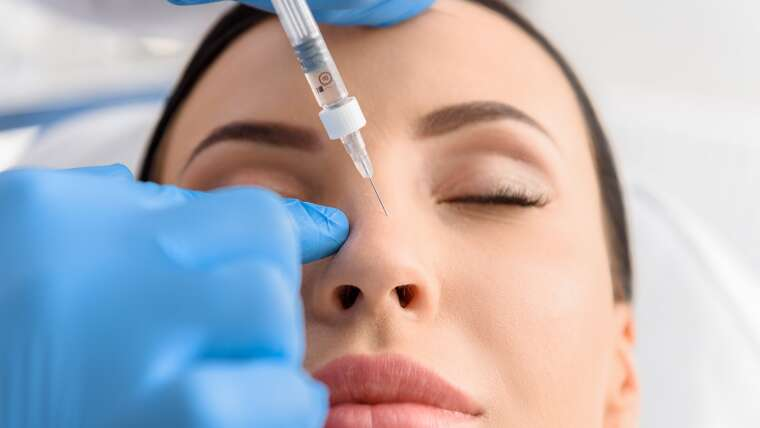Nonsurgical Nose Lift
