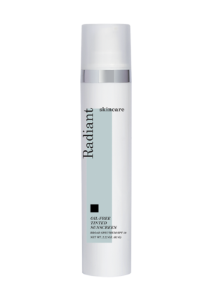 Oil-Free Tinted SPF 50 Sunscreen