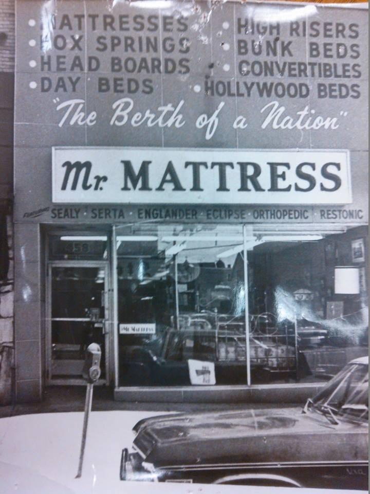 mr mattress