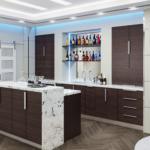 Revamp Kitchen Bath Desert Frameless Cabinets Glendale AZ Bar