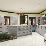 Revamp Kitchen Bath Desert Frameless Cabinets Glendale AZ Closet 1