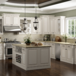 Revamp Kitchen Bath Framed Cabinets Glendale AZ Kitchen Remodel White