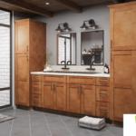 Revamp Kitchen Bath Framed Cabinets Glendale AZ Shaker Bathroom Cabinets 1
