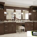 Revamp Kitchen Bath Framed Cabinets Glendale AZ Shaker Bathroom Cabinets