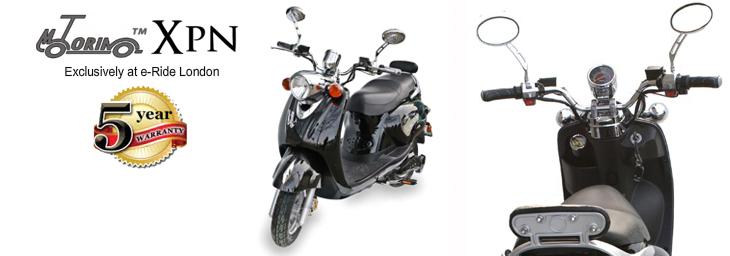 XPn-Electric-Scooter-Ebike-London-Dealer-Motorino-Canada-Ontario-60-volt