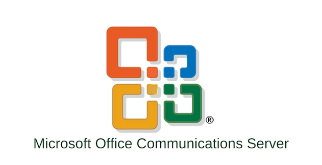 MS Office Communication Server