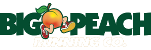 Big Peach Running Co logo