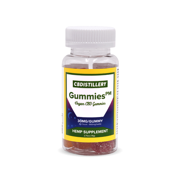 CBDistillery Night Time CBD Gummies 30 mg Product Review