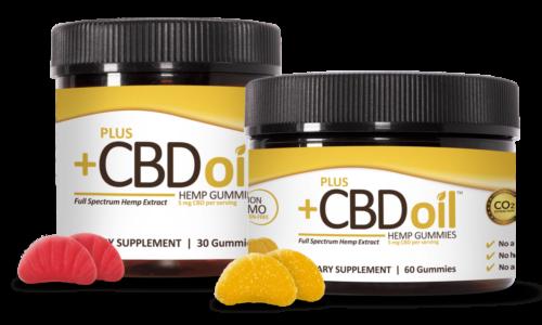 PlusCBD Oil Hemp Gummies Product Review