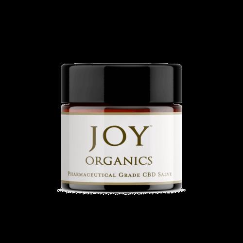 Joy Organics CBD Salve Product Review
