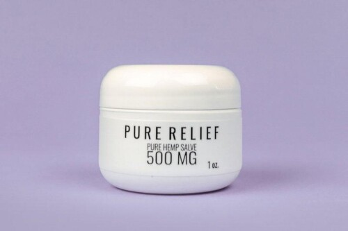 Pure Relief CBD Pain Salve Product Review