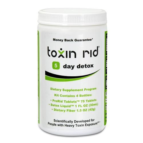 Toxin-Rid-5-Day-Detox-Program
