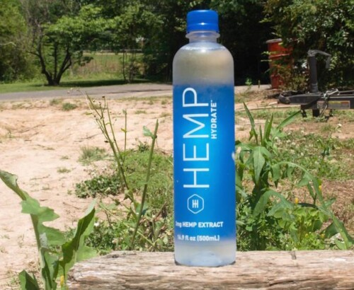 Ambary Gardens Hemp Hydrate Water Product Review