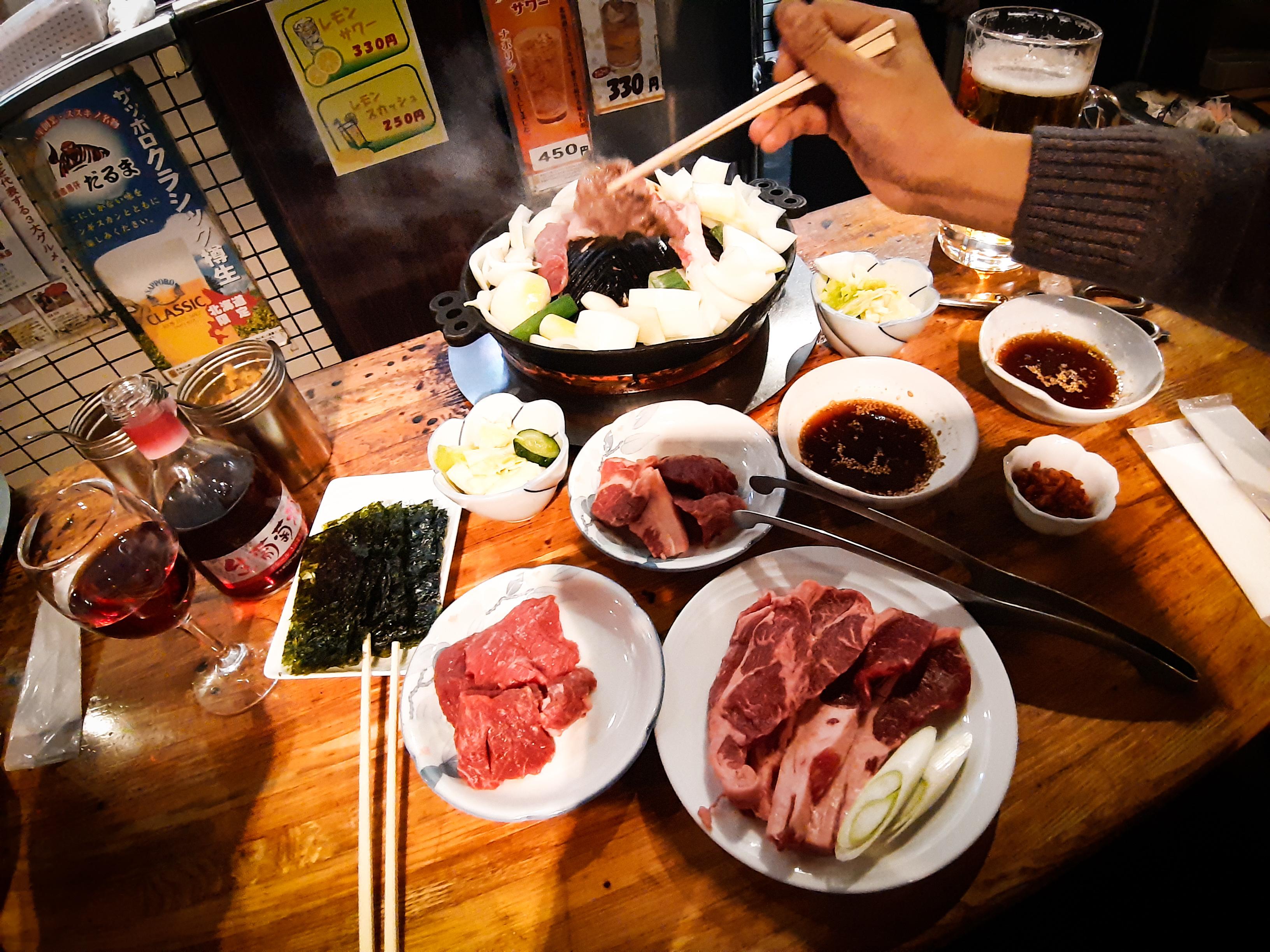 2019北海道(6)-自助遊x北海道飲食紀錄x必吃有哪些?(上)