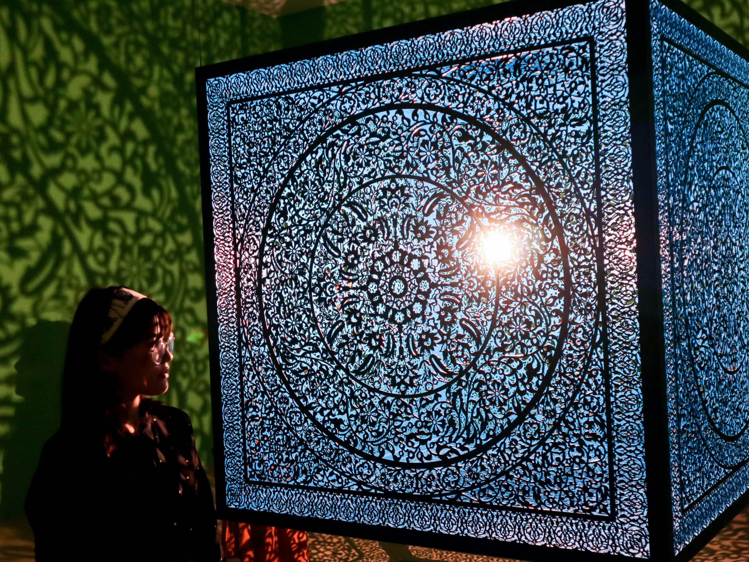 台南 奇美博物館 魔幻影子展 展覽介紹 有影無影?