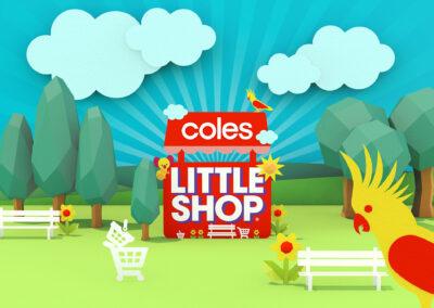 Coles_LittleShop