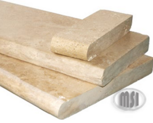 Tuscany Beige 3 CM Pool Coping