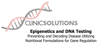 Clinic Solutions Provides Customized Nutritional Solutions to Target Epigenetic Factors<br><br><strong>https://www.clinic-solutions-houston.com/</strong>