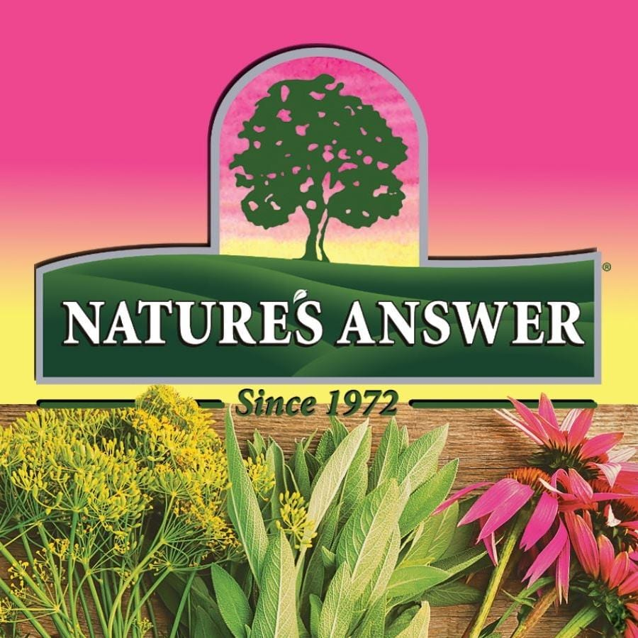 Proudly providing the highest quality and purest ingredients in every product since 1972... Just the Good Stuff TM <br><br><strong>https://naturesanswer.com/</strong>