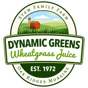 100% Raw Living Wheatgrass Juice<br><br><strong>https://www.dynamicgreens.com/</strong>