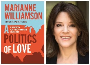 Marianne Williamson Joined
