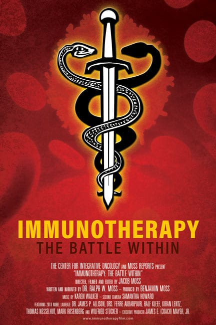 Immunotherapy: The Battle Within