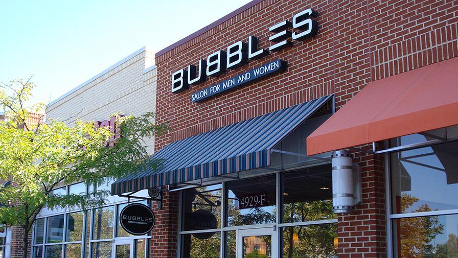 Bubbles Salon Prices