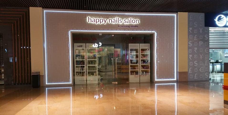 Happy Nails Prices