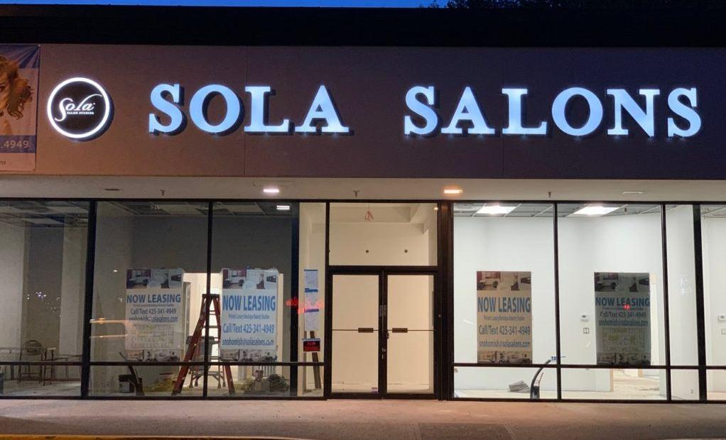 Sola Salon Prices