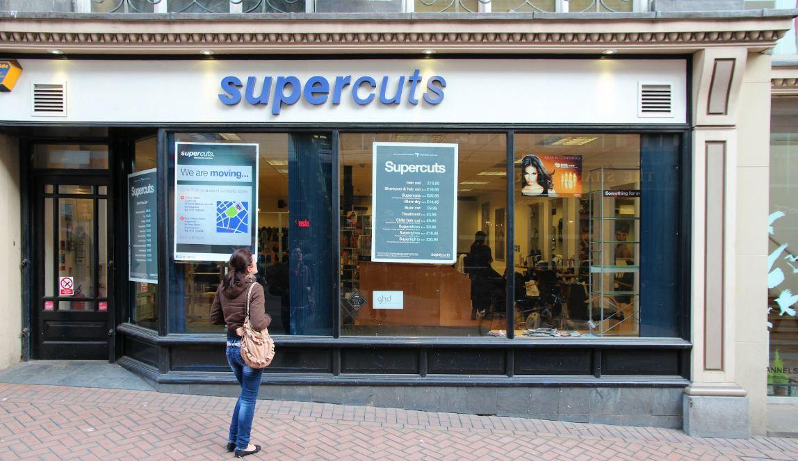 Supercuts Prices