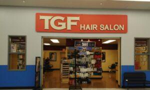 TGF Hair Salon Prices