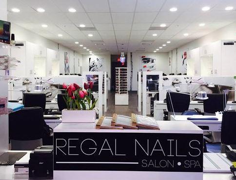 regal nails near me locations