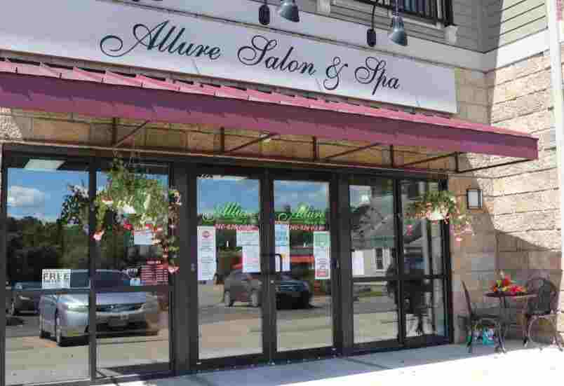 Allure Salon Prices