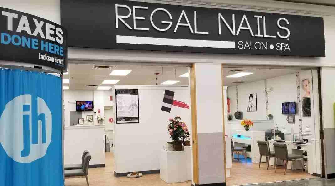 Regal Nails In Walmart