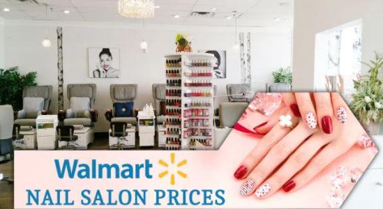 walmart nail salon
