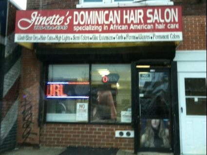 Dominican Hair Salon Near Me