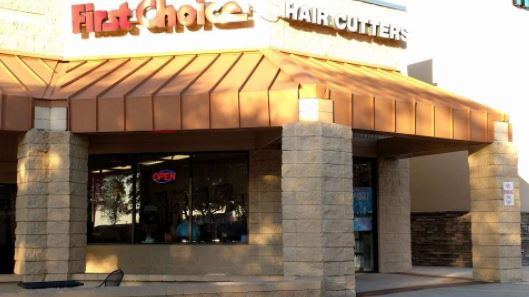 First Choice Haircutters Hours