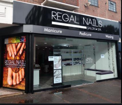 Regal Nails Walmart Hours