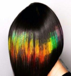 colorful hair ideas