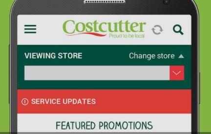 cost cutters app