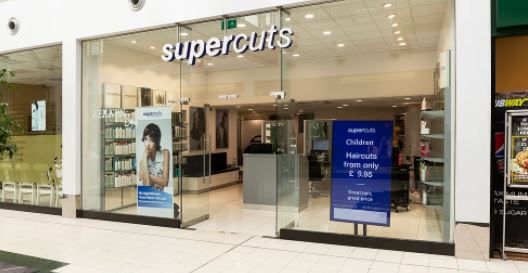 Supercuts Appointment