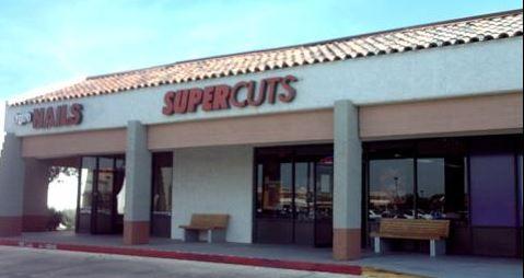 supercuts services